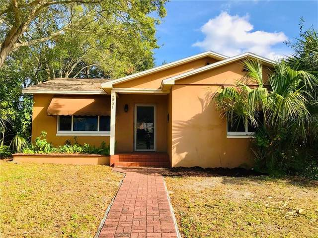2901 1ST Street NE, St Petersburg, FL 33704 (MLS #OM613603) :: Everlane Realty