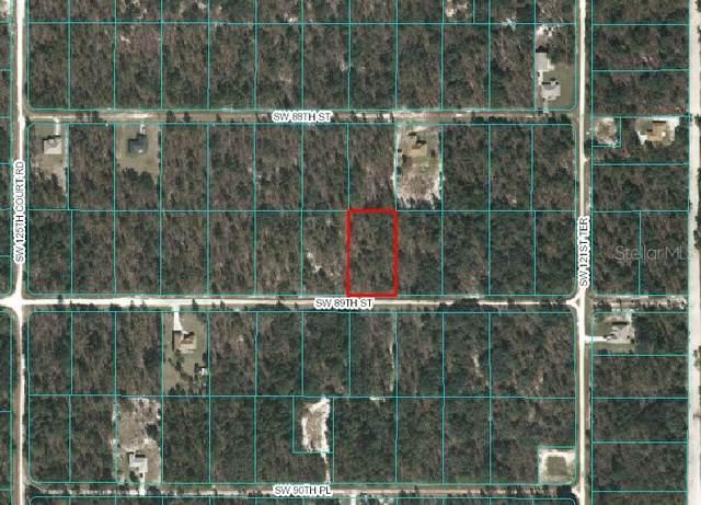 tbd SW 89 Street, Dunnellon, FL 34432 (MLS #OM613610) :: Baird Realty Group