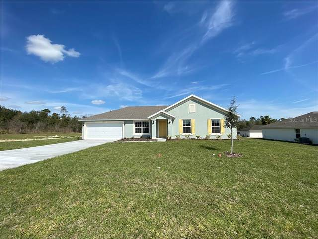 3418 SW 155 Place, Ocala, FL 34473 (MLS #OM613611) :: Realty One Group Skyline / The Rose Team