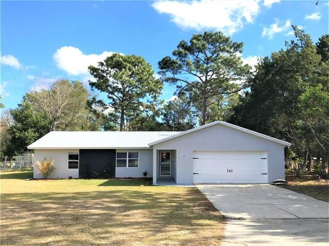 8507 SW 202 Terrace, Dunnellon, FL 34431 (MLS #OM613626) :: Southern Associates Realty LLC