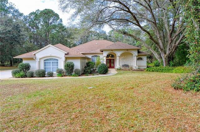 9754 SW 188TH Terrace, Dunnellon, FL 34432 (MLS #OM613667) :: Lockhart & Walseth Team, Realtors
