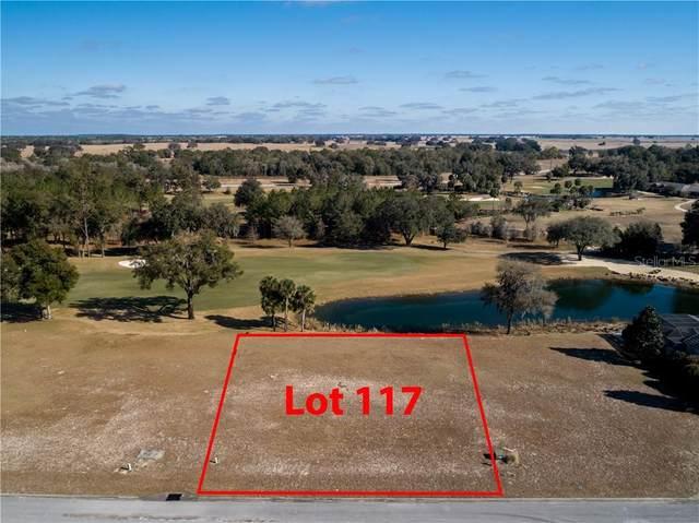 Lot 117 SW 179 AVENUE Road, Dunnellon, FL 34432 (MLS #OM613699) :: Griffin Group