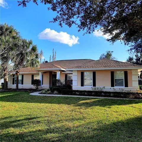 4220 SE 106TH Street, Belleview, FL 34420 (MLS #OM613712) :: Keller Williams Realty Peace River Partners