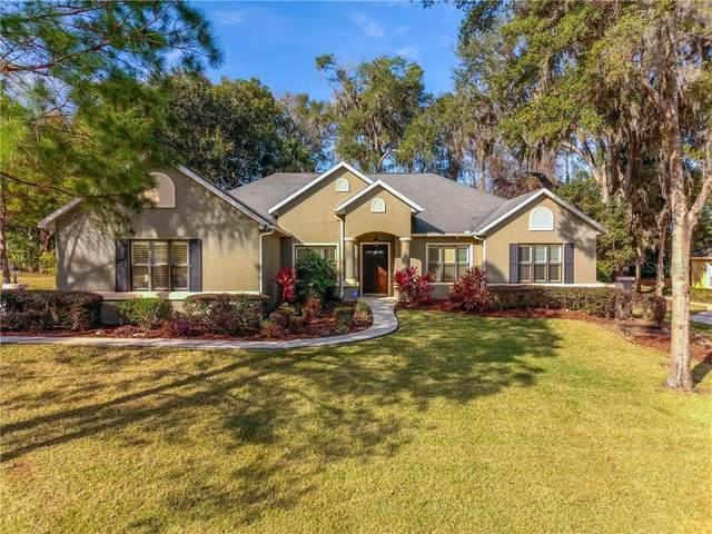 503 SE 41 Street, Ocala, FL 34480 (MLS #OM613747) :: Premium Properties Real Estate Services