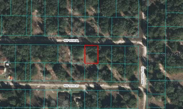 00 NW 16TH Place, Ocala, FL 34482 (MLS #OM613779) :: Griffin Group