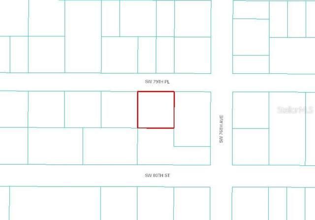 0 SW 79TH PL, Ocala, FL 34476 (MLS #OM613802) :: Pepine Realty