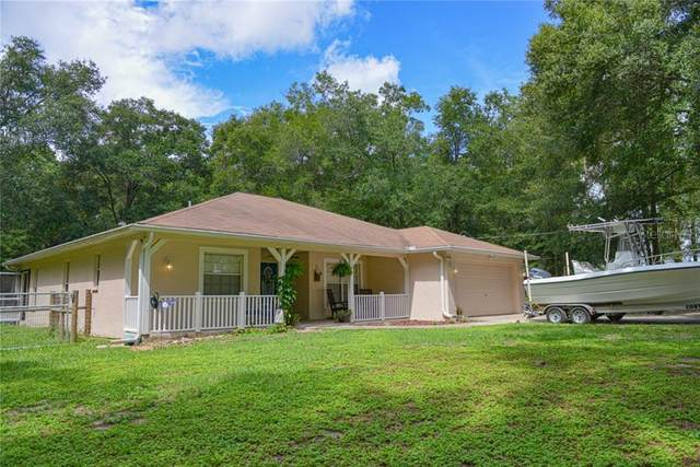 8477 Foxfire Road, Brooksville, FL 34613 (MLS #OM613814) :: Sarasota Property Group at NextHome Excellence