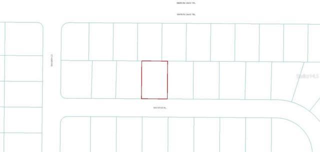 0 SW 131 PLACE, Ocala, FL 34473 (MLS #OM613838) :: The Light Team