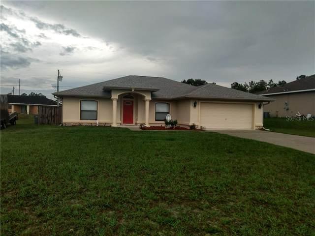 13290 SW 47TH Terrace, Ocala, FL 34473 (MLS #OM613848) :: The Light Team