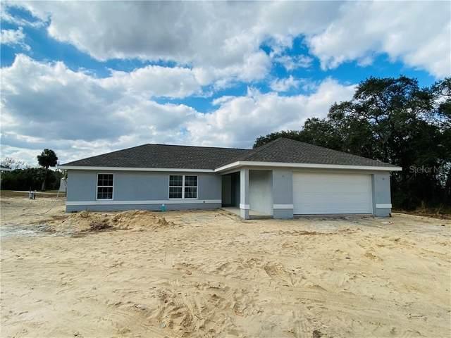 12222 SE 84TH Avenue, Belleview, FL 34420 (MLS #OM613870) :: Pristine Properties