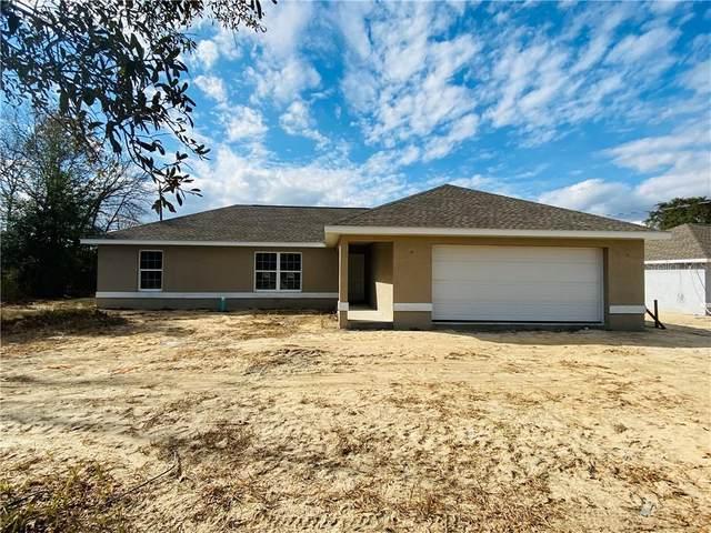 12234 SE 84TH Avenue, Belleview, FL 34420 (MLS #OM613879) :: Pristine Properties