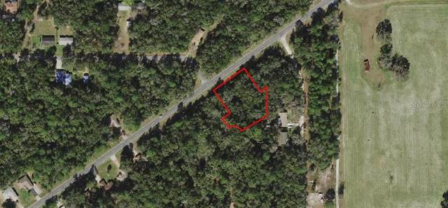 9588 W Dunnellon Road, Crystal River, FL 34428 (MLS #OM613900) :: Realty Executives Mid Florida