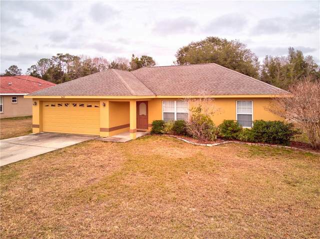 9395 SE 108TH Place, Belleview, FL 34420 (MLS #OM613908) :: Griffin Group