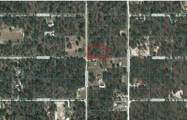 0 SW 125 TERRACE, Dunnellon, FL 34432 (MLS #OM613913) :: BuySellLiveFlorida.com