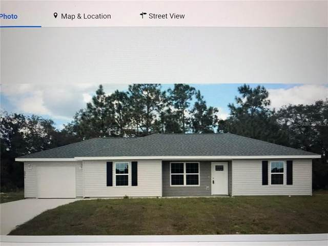 19157 St Lawrence Drive, Dunnellon, FL 34432 (MLS #OM613918) :: Griffin Group