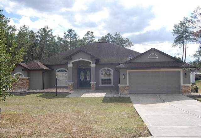 4260 SW 106TH Place, Ocala, FL 34476 (MLS #OM613939) :: Premier Home Experts