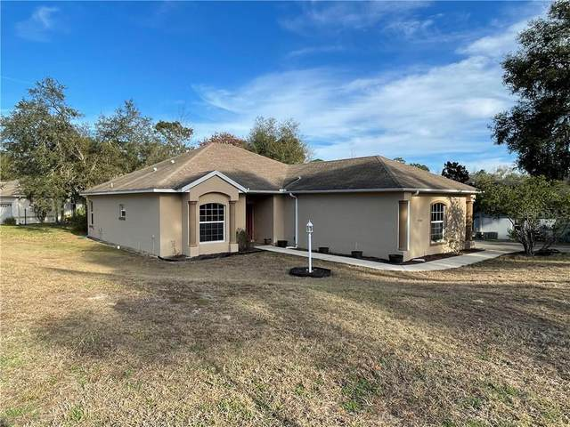 9905 SW 196TH Court, Dunnellon, FL 34432 (MLS #OM613948) :: Baird Realty Group