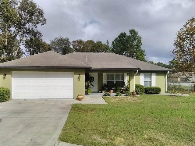 9 Pecan Lane, Ocala, FL 34472 (MLS #OM613953) :: Sarasota Property Group at NextHome Excellence