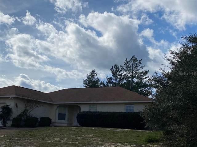 16060 SW 44TH Circle, Ocala, FL 34473 (MLS #OM613959) :: Prestige Home Realty