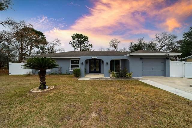 14847 SW 43RD TERRACE Road, Ocala, FL 34473 (MLS #OM613962) :: Your Florida House Team
