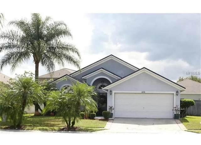 406 Fieldstream West Boulevard, Orlando, FL 32825 (MLS #OM613982) :: The Duncan Duo Team