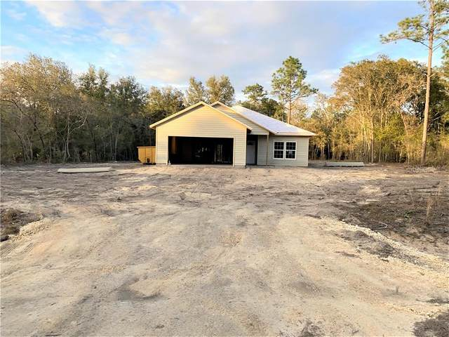 10051 NE 80TH Street, Bronson, FL 32621 (MLS #OM613999) :: Everlane Realty