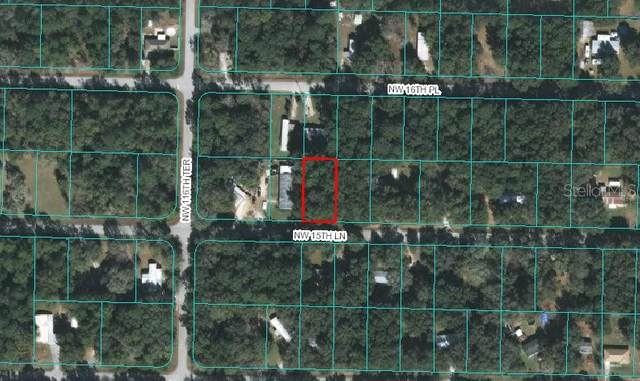 00 NW 15TH Lane, Ocala, FL 34482 (MLS #OM614010) :: Realty Executives Mid Florida
