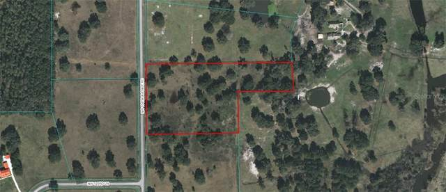 TBD NW 154TH  AVENUE ROAD, Morriston, FL 32668 (MLS #OM614041) :: Team Buky