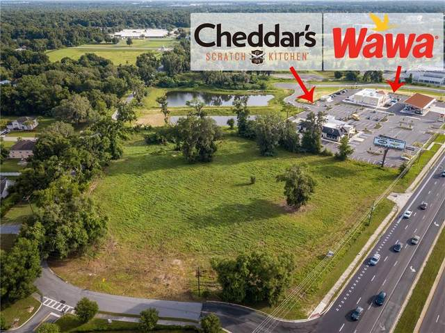 4241 SW College Road, Ocala, FL 34474 (MLS #OM614055) :: Lockhart & Walseth Team, Realtors