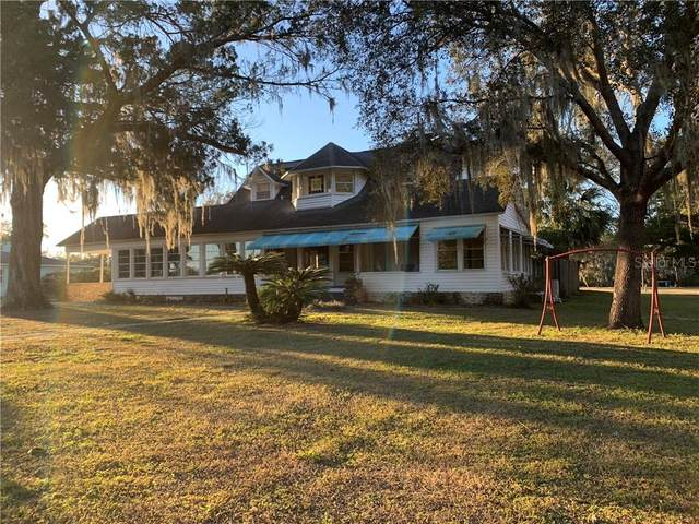 5803 SE Robinson Road, Belleview, FL 34420 (MLS #OM614068) :: Frankenstein Home Team