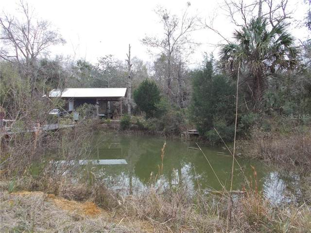 50.91 Acres SW Fox Trot, Chiefland, FL 32626 (MLS #OM614091) :: Heckler Realty
