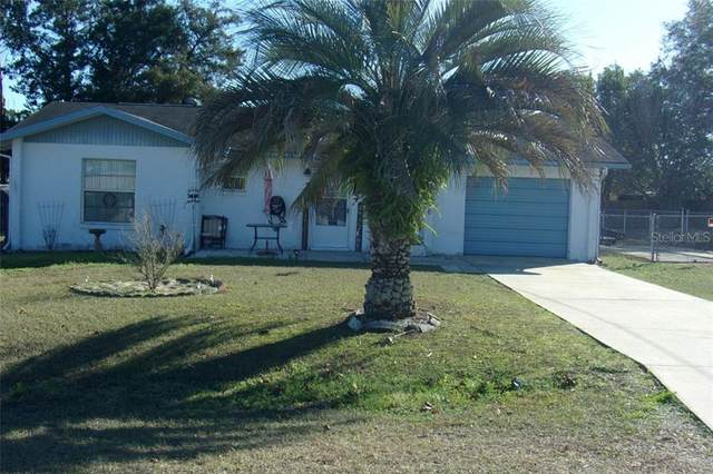 21450 SW Honeysuckle Street, Dunnellon, FL 34431 (MLS #OM614094) :: Sarasota Home Specialists