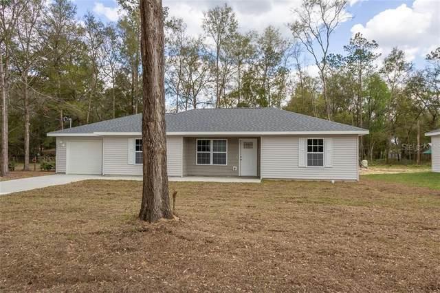 4198 SE 134 Street, Belleview, FL 34420 (MLS #OM614122) :: Southern Associates Realty LLC