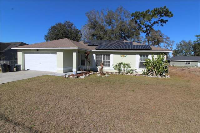 3 Cedar Course, Ocala, FL 34472 (MLS #OM614131) :: Griffin Group