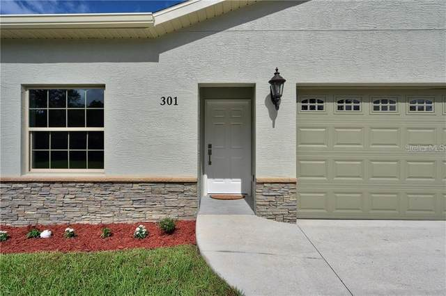 3415 W Anthony Road #303, Ocala, FL 34475 (MLS #OM614136) :: Gate Arty & the Group - Keller Williams Realty Smart