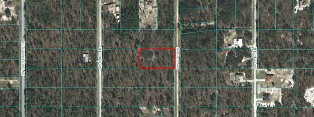 Lot 110 SW 127TH Avenue, Dunnellon, FL 34432 (MLS #OM614184) :: Baird Realty Group