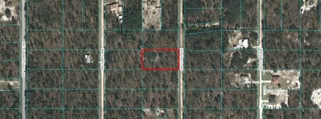 Lot 110 SW 127TH Avenue, Dunnellon, FL 34432 (MLS #OM614184) :: Sarasota Home Specialists