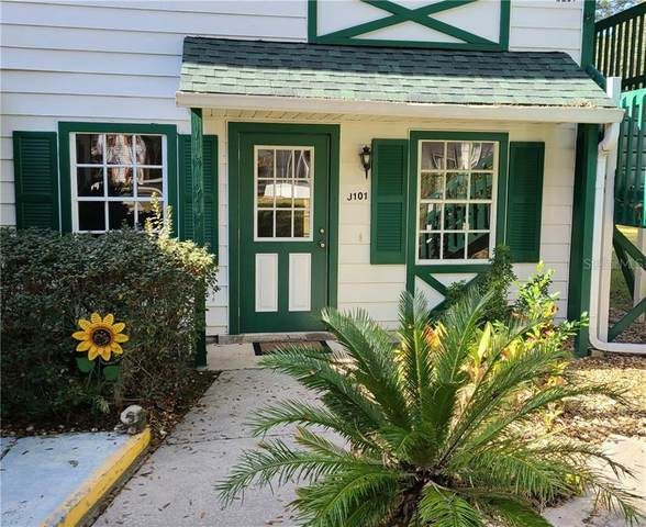 7961 Midway Drive Terrace J101, Ocala, FL 34472 (MLS #OM614188) :: McConnell and Associates