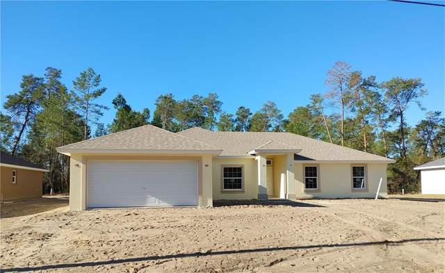 17044 SW 32 Terrace, Ocala, FL 34473 (MLS #OM614211) :: Premier Home Experts
