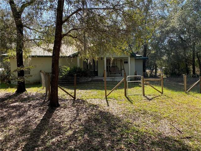 12630 NE 243RD Avenue, Fort Mc Coy, FL 32134 (MLS #OM614215) :: CGY Realty
