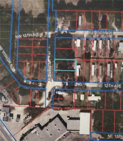 Lot 3 N Main Street, Chiefland, FL 32626 (MLS #OM614222) :: Premium Properties Real Estate Services
