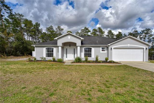 4521 SW 106TH Place, Ocala, FL 34476 (MLS #OM614226) :: McConnell and Associates