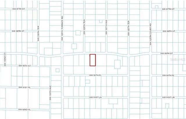 TBD SW 89 Street, Dunnellon, FL 34432 (MLS #OM614230) :: Sarasota Home Specialists