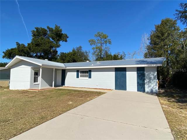 21667 SW Raintree Street, Dunnellon, FL 34431 (MLS #OM614245) :: The Figueroa Team