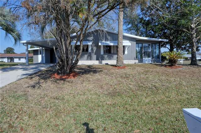 9901 SW 103RD Place, Ocala, FL 34481 (MLS #OM614250) :: Your Florida House Team