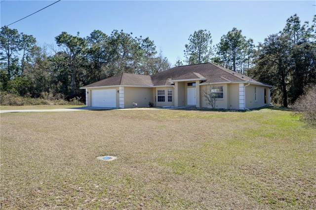 7370 SW 129TH Lane, Ocala, FL 34473 (MLS #OM614259) :: Griffin Group