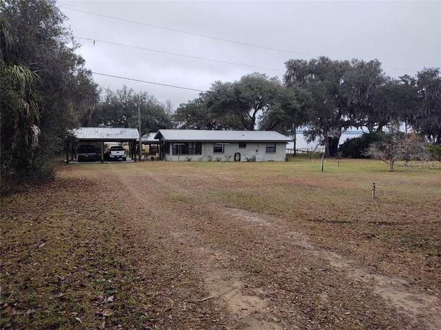 20995 NE 136TH Place, Fort Mc Coy, FL 32134 (MLS #OM614264) :: Lockhart & Walseth Team, Realtors