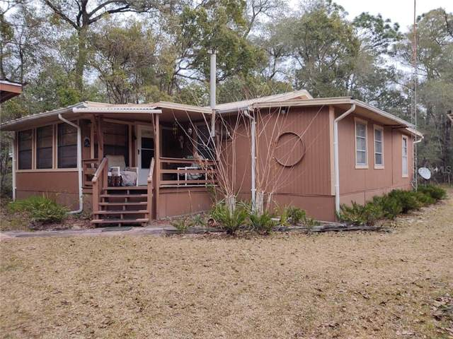 114 Breezy Oak Lane, Salt Springs, FL 32134 (MLS #OM614265) :: Positive Edge Real Estate