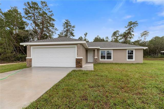 897 W Hallam Drive, Citrus Springs, FL 34434 (MLS #OM614307) :: Griffin Group