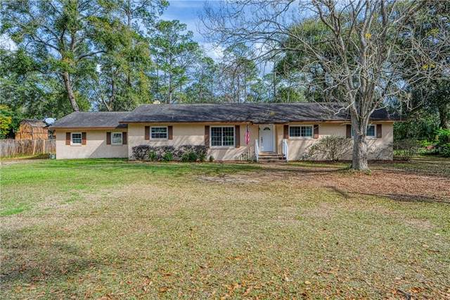 1033 NE 19TH Avenue, Ocala, FL 34470 (MLS #OM614329) :: Visionary Properties Inc